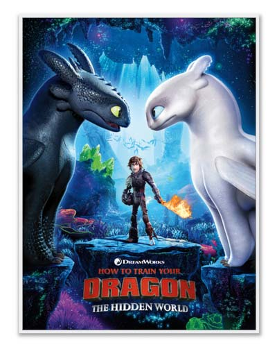 Posters DreamWorks Dragons