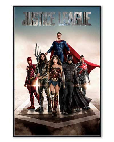 Posters Justice League