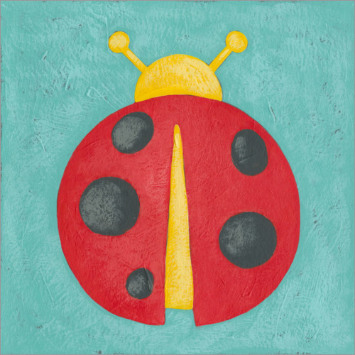Poster Coccinelle