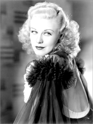 Poster Ginger Rogers