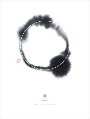 Poster Cercle n° 2