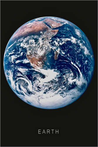 Poster Terre