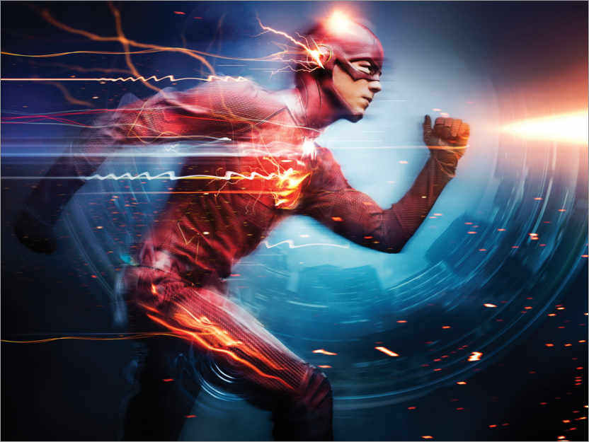 Poster The Flash (2014)