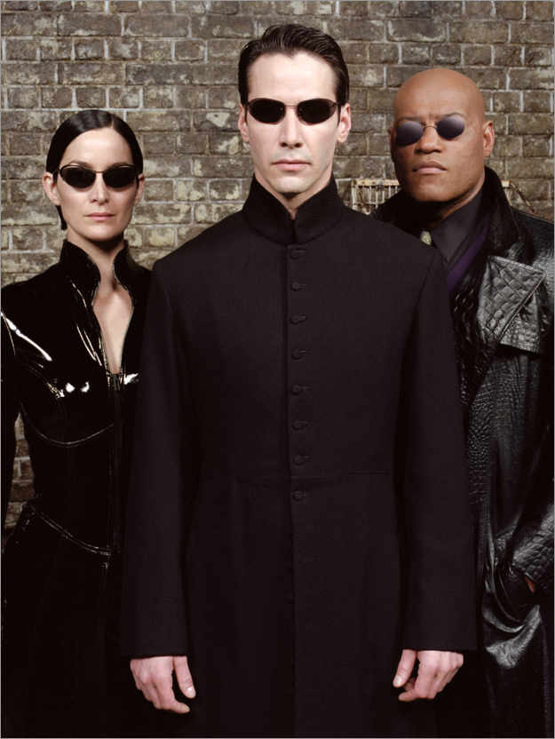 Poster The Matrix Reloaded (2003)