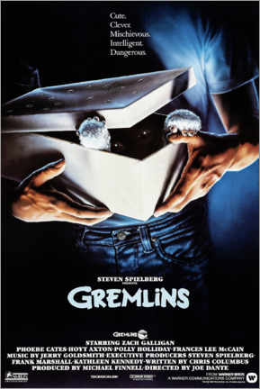 Poster  Gremlins (anglais) - Entertainment Collection