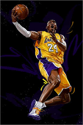 Poster  Kobe Bryant - Dmitry Belov
