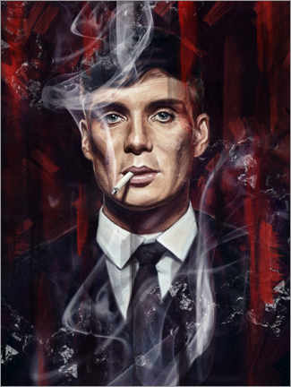 Sticker mural  Peaky Blinders - Dmitry Belov