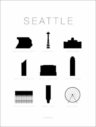 Poster Seattle