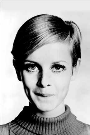 Poster  Cheeky Twiggy - Celebrity Collection
