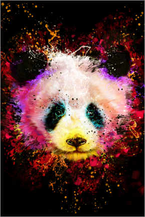Poster  Panda - Dmitry Belov