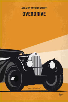Poster Overdrive