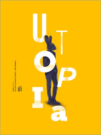 Poster  Utopia - Fourteenlab