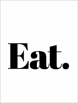 Poster Eat