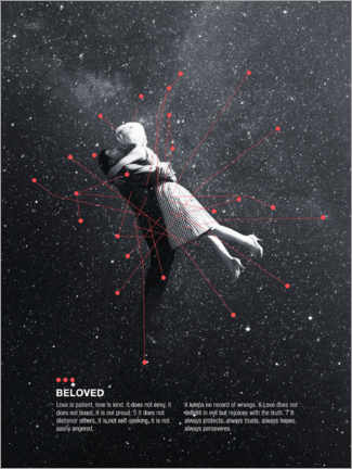 Poster  Beloved - Frank Moth