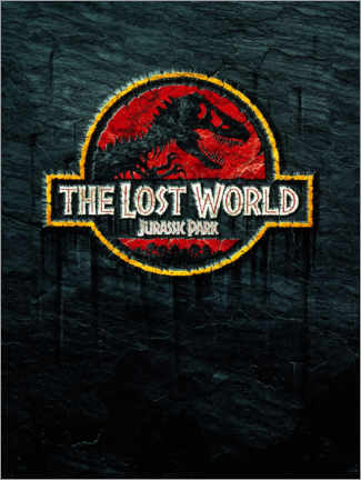Poster  The Lost World - Jurassic Park