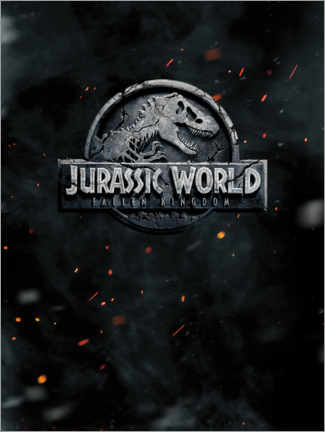 Poster  Jurassic World : Fallen Kingdom