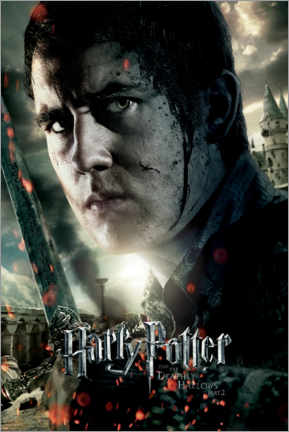 Tableau en PVC  The Deathly Hallows II - Neville Longbottom
