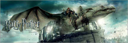 Poster  The Deathly Hallows II - Dragon