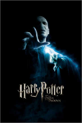 Poster  The Order of the Phoenix - Voldemort