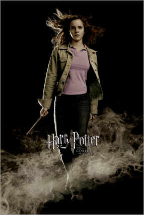 Poster  The Goblet of Fire - Hermione Granger