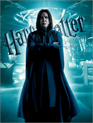 Poster  The Half-Blood Prince - Severus Snape