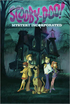 Poster  Scooby Doo - Mystery Incorporated