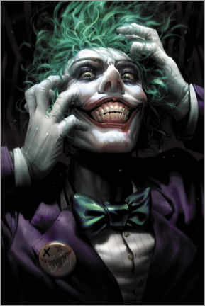 Poster  The Joker - DC Comics