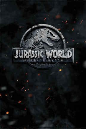 Poster  Jurassic World - Fallen Kingdom