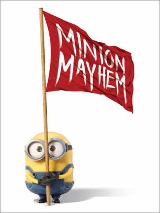 Poster  Despicable Me Minion Mayhem
