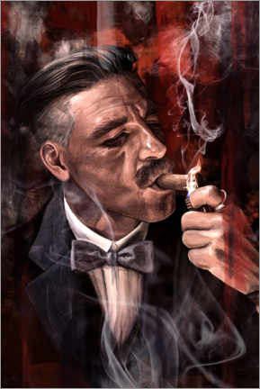 Poster Arthur Shelby