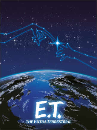 Poster  E.T. Constellation