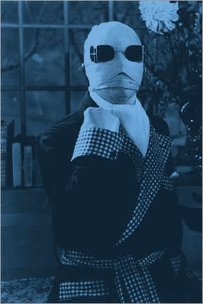Poster  The Invisible Man (1933)