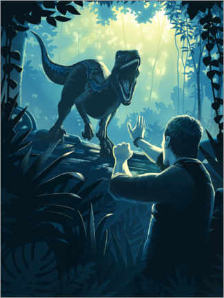 Poster  Fallen Kingdom - Remember me?