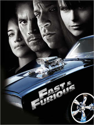 Poster Fast & Furious