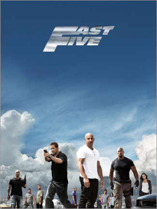 Poster Fast Five