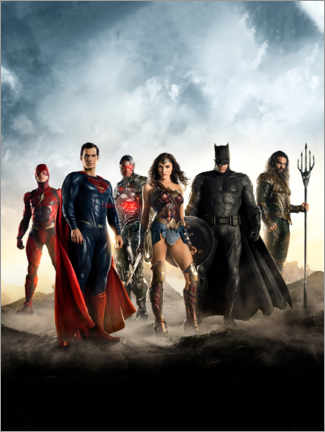 Poster  The Justice League