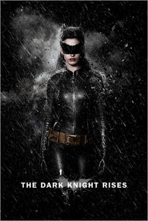 Poster  The Dark Knight Rises - Catwoman