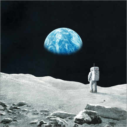 Poster Earthrise