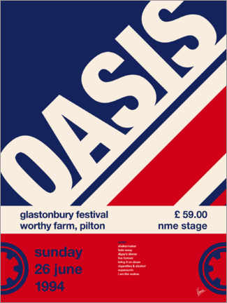 Poster Oasis