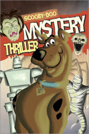 Poster  Scooby-Doo - Mystery Thriller