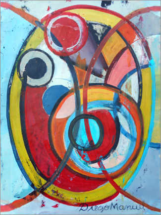Poster Cercles