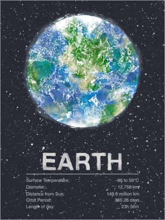 Poster Earth