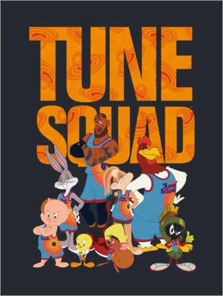 Poster  Space Jam 2 - The Tune Squad