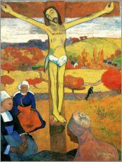 Poster  Le Christ Jaune - Paul Gauguin