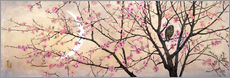 Sticker mural  Le printemps - Charles Caryl Coleman