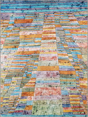 Paul Klee - Main path and Byways