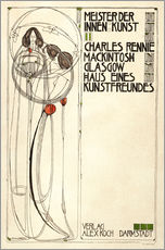 Sticker mural  House of an art lover: Cover - Charles Rennie Mackintosh