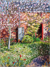 Tableau en plexi-alu  Under the Magnolia - Tilly Willis