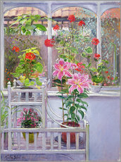 Timothy Easton - In the winter garden