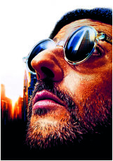 Sticker mural  Jean Reno dans Léon - Celebrity Collection